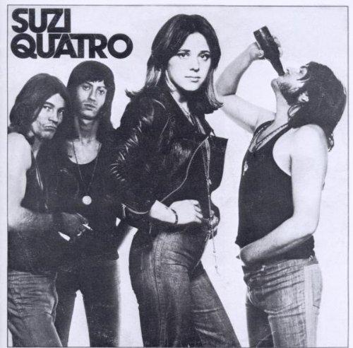 Suzi Quatro - The Original Covers, Volume 5 - Lyrics2You