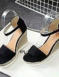 UZI-Chaussures Femme-Décontracté-Noir