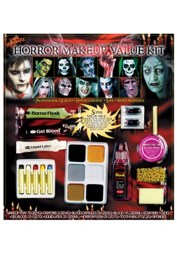 Family Horror Makeup Kit front-945770
