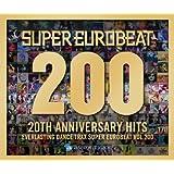 SUPER EUROBEAT VOL.200(DVD付)