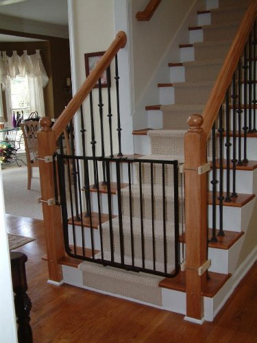 Cardinal-Gates-Stairway-Special-Safety-Gate-SS-30-Black-27-to-425