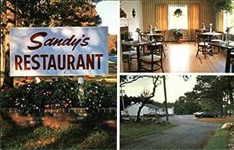sandys restaurant sandwich massachusetts original