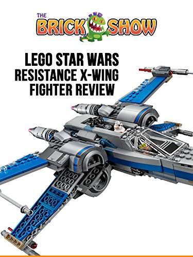 LEGO Star Wars The Force Awakens Resistance X-Wing Fighter Review (75149)