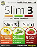 Phytogenix Slim 3 Weight Supplement, 84 Count