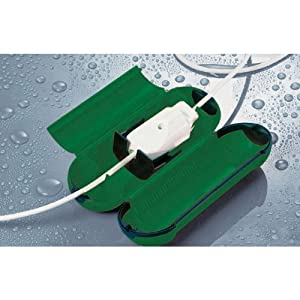 Amazon.com : Hot Headz Extension Cord Safety Seal Water Resistant