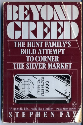 Beyond Greed, Stephen Fray