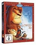 Image de Der König der Löwen - Diamond Edition - 3d+2d [Blu-ray] [Import allemand]