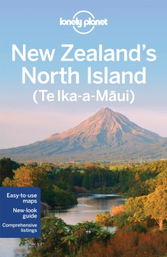 New Zealand's North Island 3/E (Lonely Planet New Zealands North Island)