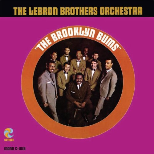 Brooklyn Bums [Vinilo] - Lebron Brothers