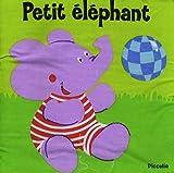 echange, troc Piccolia - Petit éléphant : Un livre et un hochet