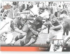 Buy 2011 Upper Deck Football Trading Card #30 Floyd Little - Syracuse Orangemen - Denver Broncos - NFL Legend by Upper Deck