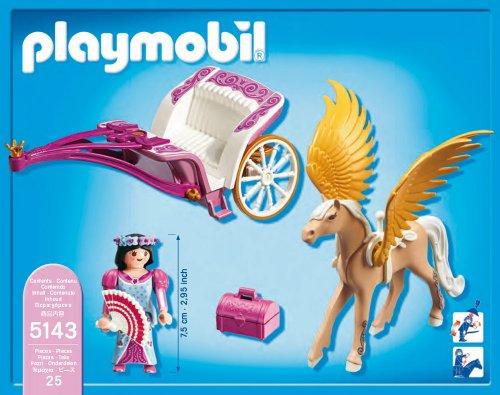Playmobil 5143 pegasus kutsche playmobil store - Kutsche playmobil ...