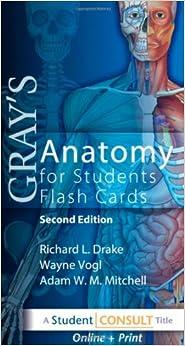 Grays anatomy flash cards
