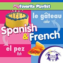 Spanish and French  by Twin Sisters Narrated by Twin Sisters