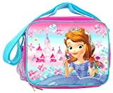 Disney Junior Sofia the First Lovely Castle Soft Lunch Bag