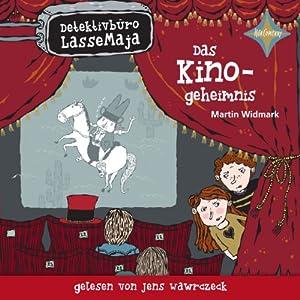 Das Kinogeheimnis (Detektivbüro LasseMaja 9) Hörbuch