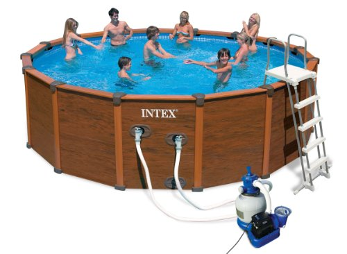 Piscine intex sterilisateur pas cher for Piscine intex ultra frame 5 49x1 32m filtre a sable