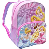 Disney Princess 16 Inch School Backpack