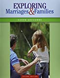 Exploring Marriages and Families Plus NEW MySocLab with Pearson eText -- Access Card Package (2nd Edition)