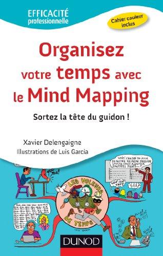 Organisez votre temps avec le Mind Mapping (Efficacité professionnelle)