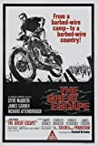 Steve McQueen - The Great Escape (movie poster)