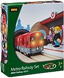 Schylling Brio Metro Railway Set