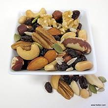 Fredlyn Nuts Energy Mix - 1lb Reclosable Bag