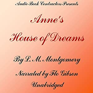 Anne's House of Dreams Audiobook