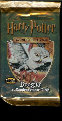 Harry Potter Trading Card Game (TCG) Booster Pack of Collector's Cards