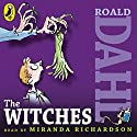 The Witches Audiobook by Roald Dahl Narrated by Miranda Richardson