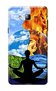 Samsung Galaxy On5 Pro Back Cover Kanvas Cases Premium Quality Designer 3D Printed Lightweight Slim Matte Finish Hard Case for Samsung Galaxy On5 Pro