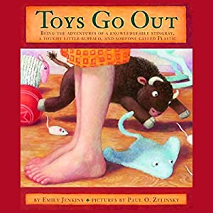 Toys Go Out Audiobook