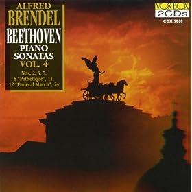 """Piano Sonata No. 8 In C Minor, Op. 13, """"pathetique"""" - I. Grave - Allegro Di Molto E Con Brio"""