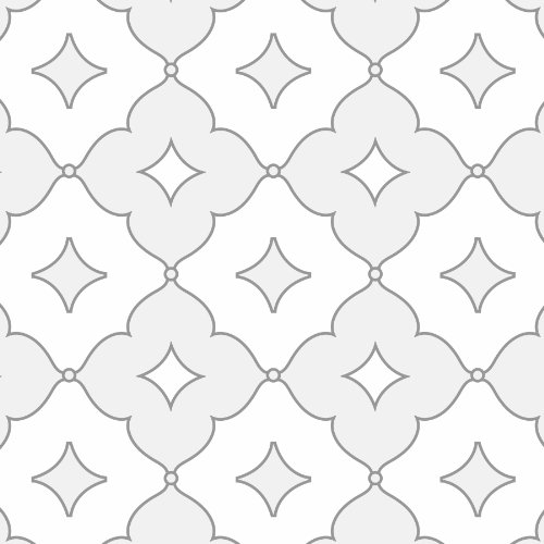 The Gift Wrap Company Half Ream Wrapping Paper Roll, Pearl Ornaments front-752986