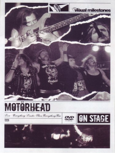 Motorhead Live: Everything Lou (Motorhead Everything compare prices)