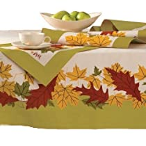 Vera Chestnut Ridge Tablecloth