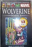Die offizielle Marvel-Comic-Sammlung 11: Wolverine - Waffe X