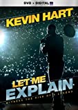 Kevin Hart Let Me Explain [DVD + Digital]