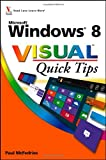 Paul McFedries Windows 8 Visual Quick Tips