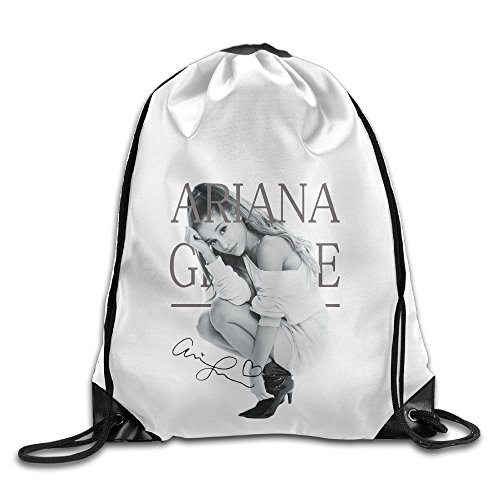 Bekey Ariana Grande Gym Drawstring Backpack Bags For Men & Women For Home Travel Storage Use Gym Traveling Shopping Sport Yoga Running (The Sims 4 Merchandise compare prices)