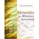 Anthology for Musical Analysis ~ Charles Burkhart