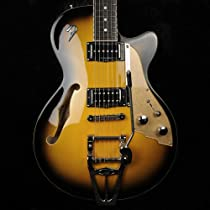Duesenberg Starplayer TV 2-Tone Sunburst with Case