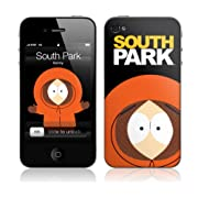 Music Skins iPhone 4/4S 用保護フィルム South Park - Kenny iPhone 4/4S MS-SPRK90133