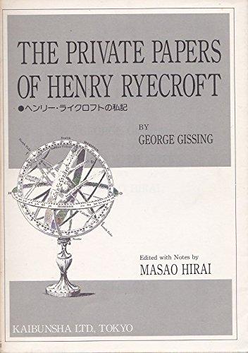 ヘンリー・ライクロソフトの私記 (開文社出版英文選書)