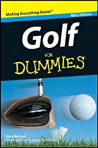 Golf For Dummies Mini Edition Rules Etiquette Swing Advice
