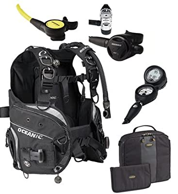Oceanic Probe HLC BCD/ GT-3 Regulator VEO Dive Package obtained from Oceanic