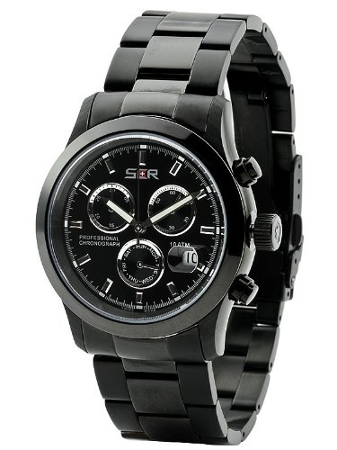 Swiss Code Red Caliber Black Sky Chronograph for Him Swiss Made