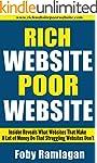 Rich Website Poor Website: Insider Re...