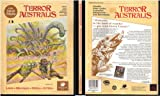 Terror Australis: Cthulhu Down Under, Australian Background and Adventures(Penelope Love)