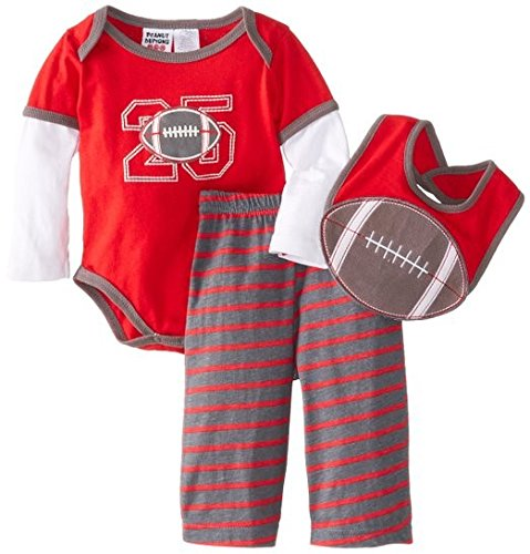 Newborn Boys Outfits back-416349